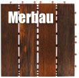 Merbau Deck Tiles