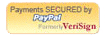 paypal verisign icon